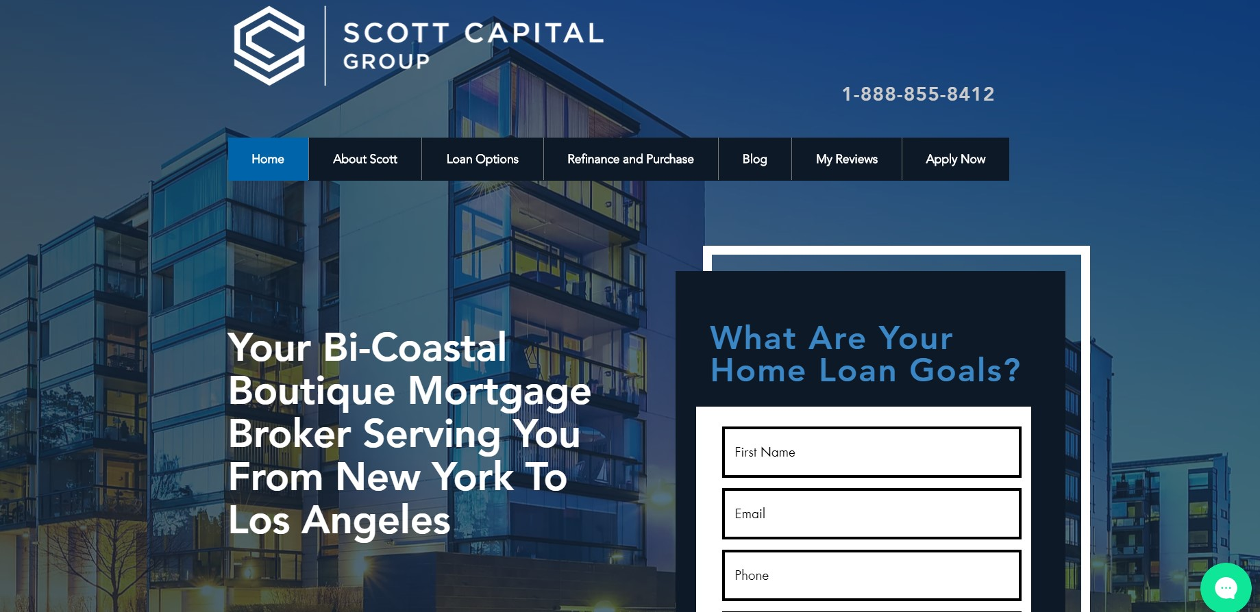 scott group mortgage broker in new york