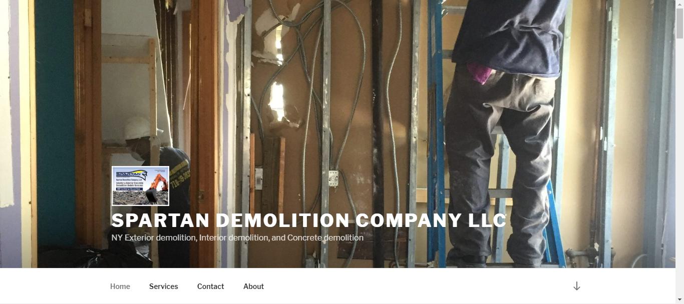 best demolition company in new york