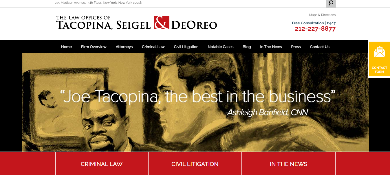 best constitutional attorney in new york