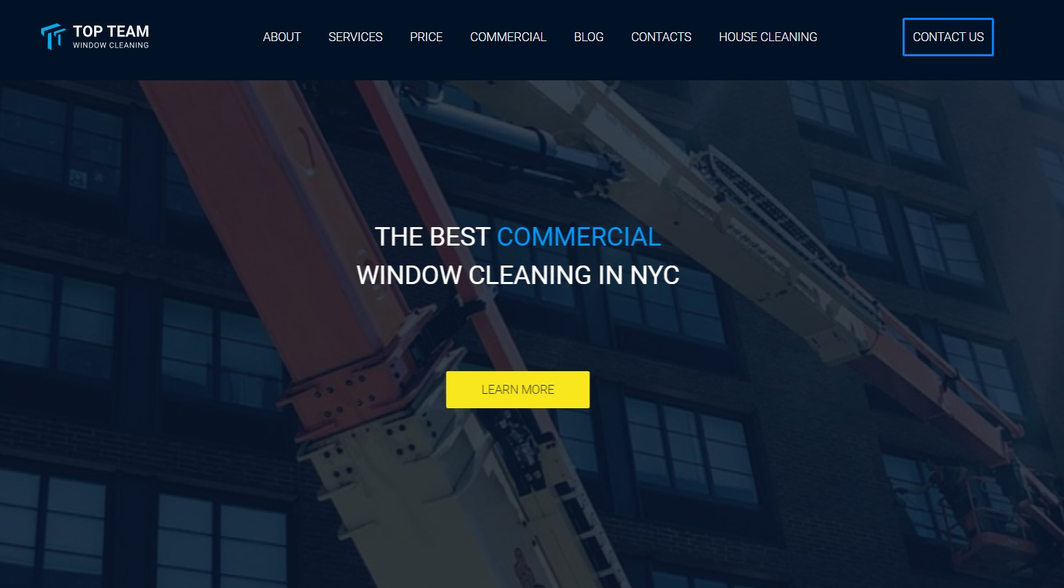 top team window cleaner in new york