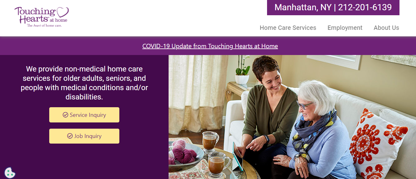 new york city disability home care service