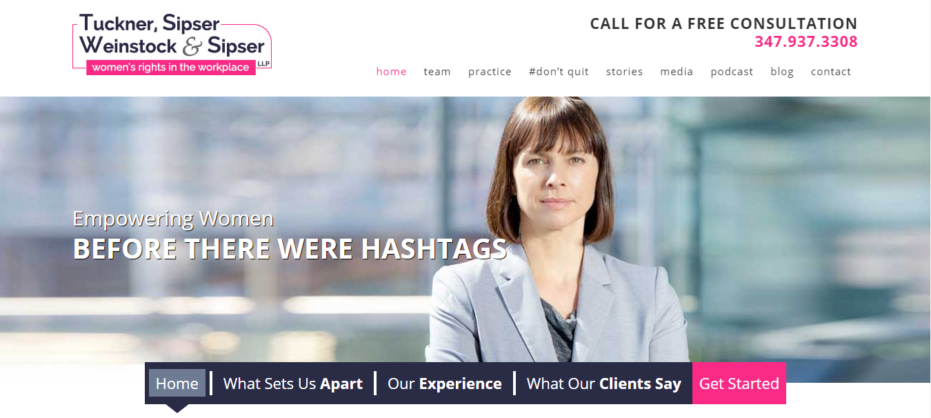 womens unfair dismissal lawyers in new york