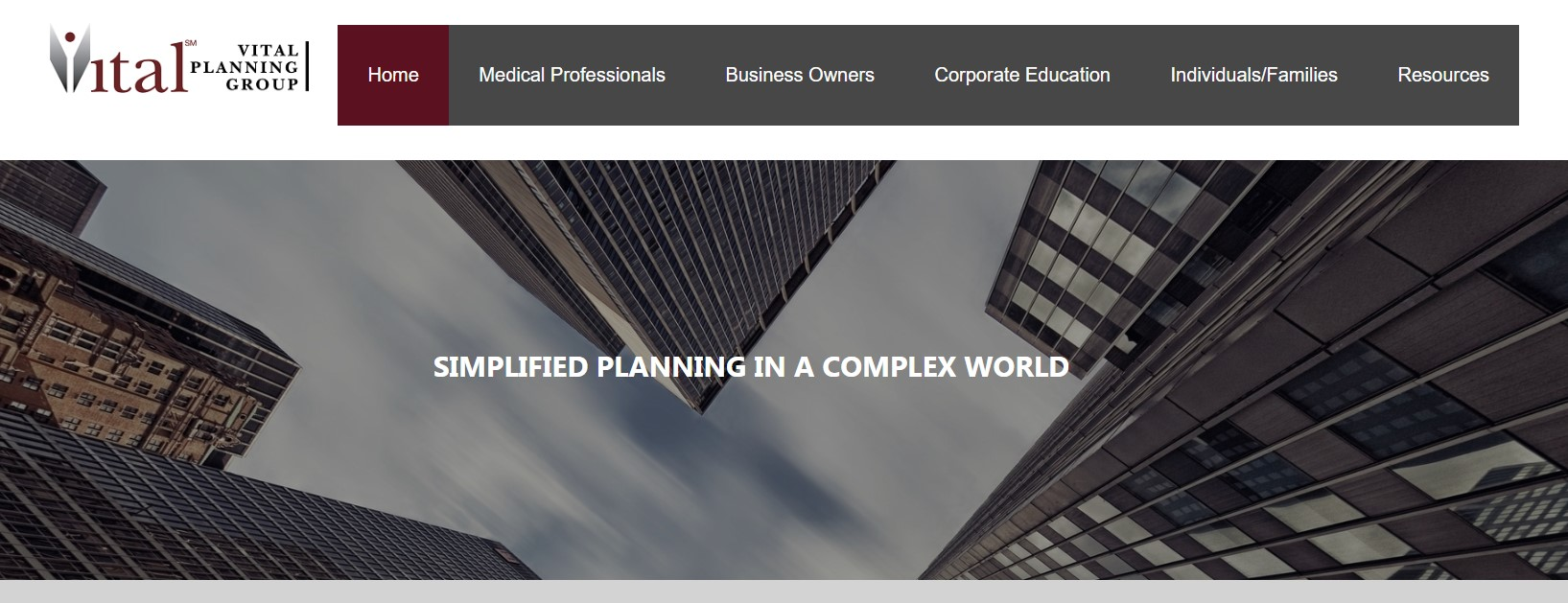 vital planning financial service in new york