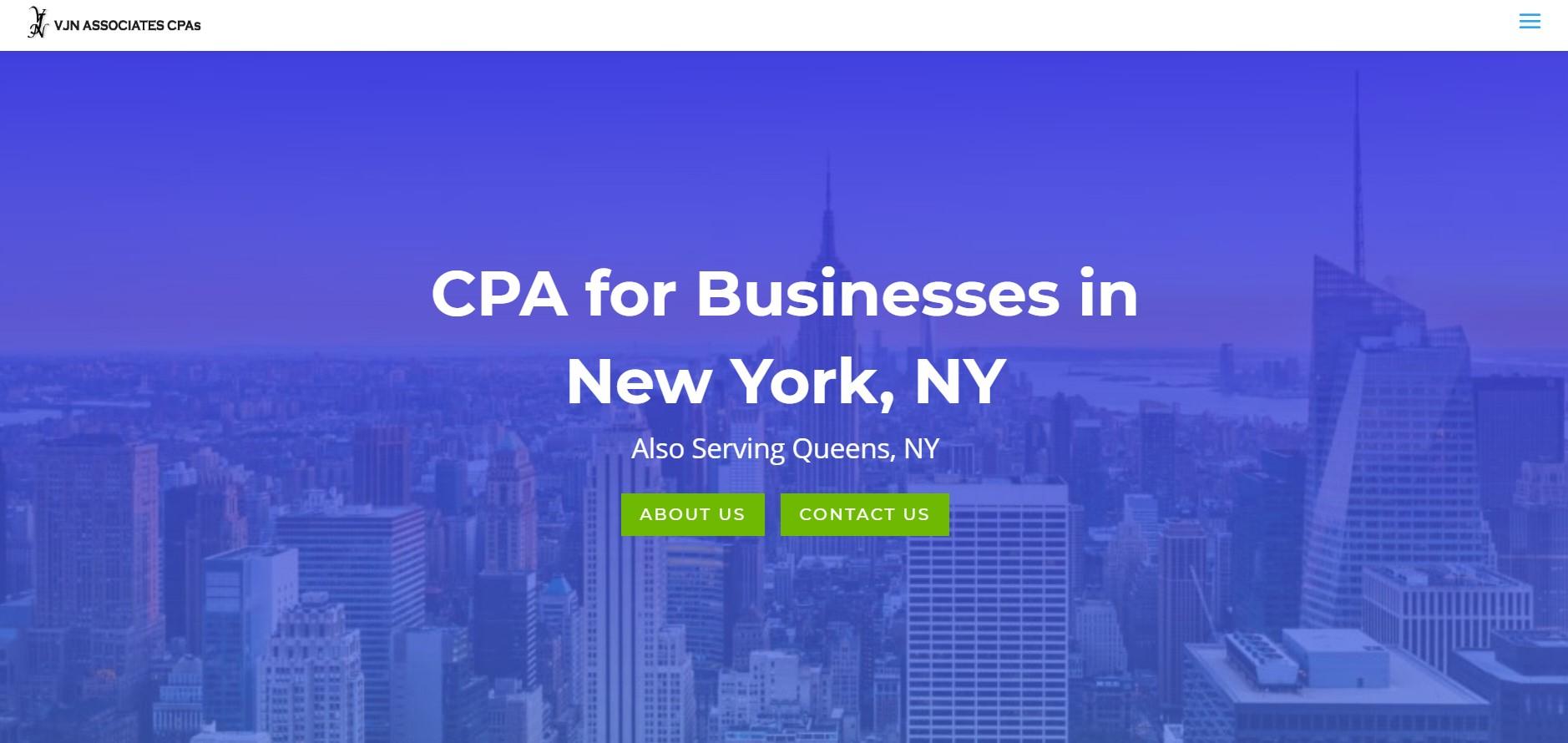 vjn accountant in new york
