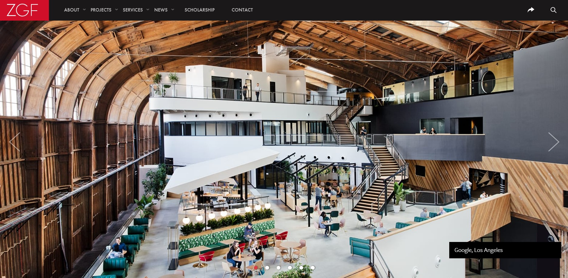 zgf architect in new york
