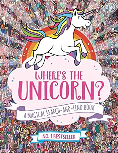 Where's the Unicorn?: A Magical Search Book