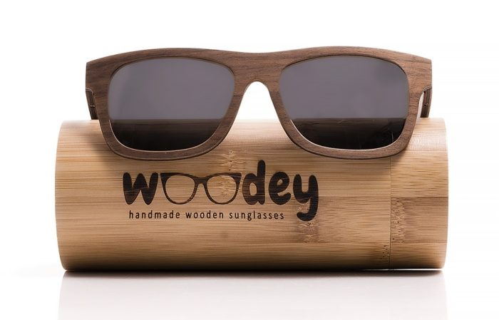 Woodey - Wooden Sunglasses