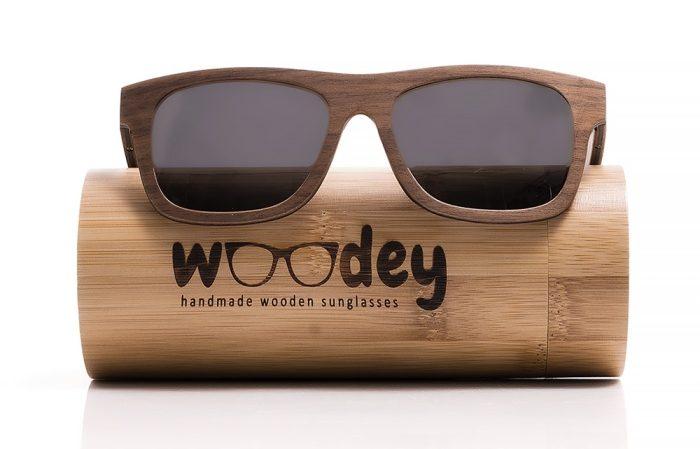 Woodey - Wooden Sunglasses