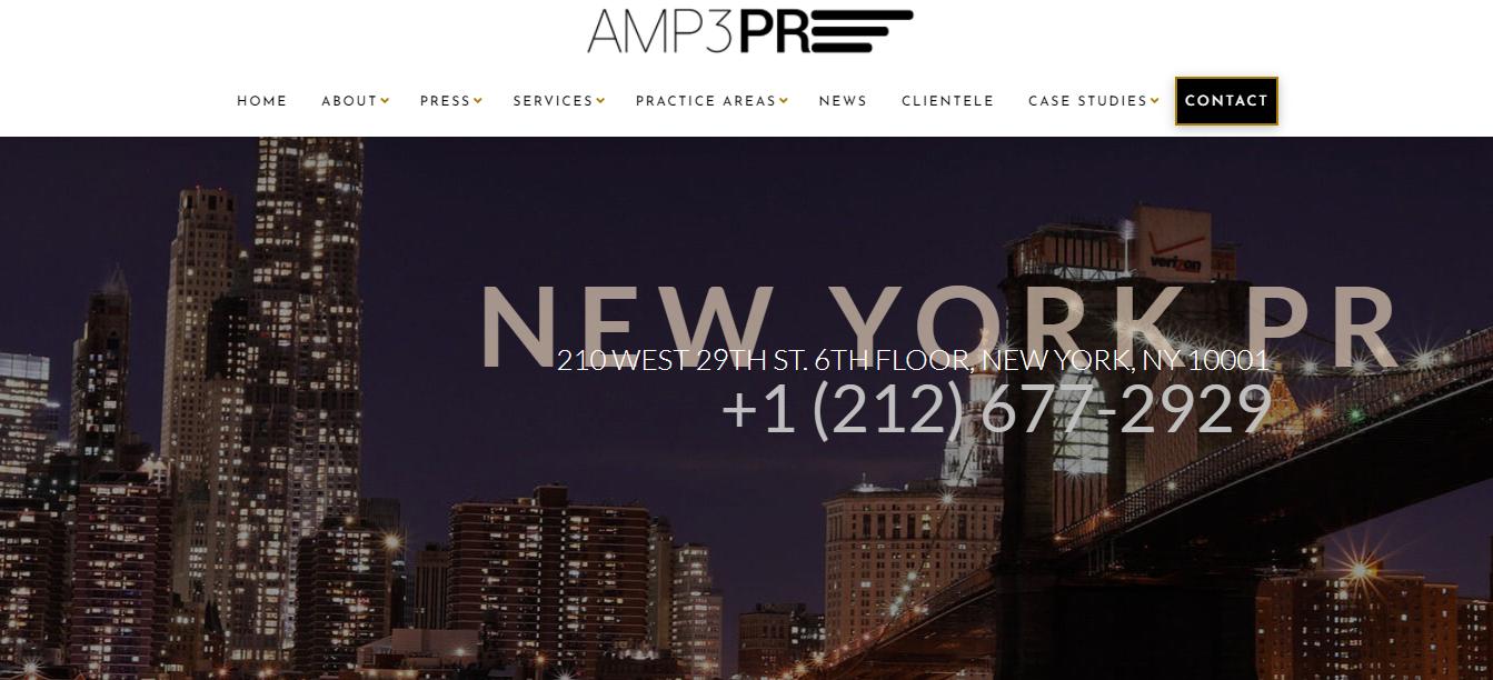 Best Public Relations Agencies in New York