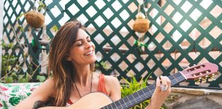 Best Guitar Songs to Learn From Home
