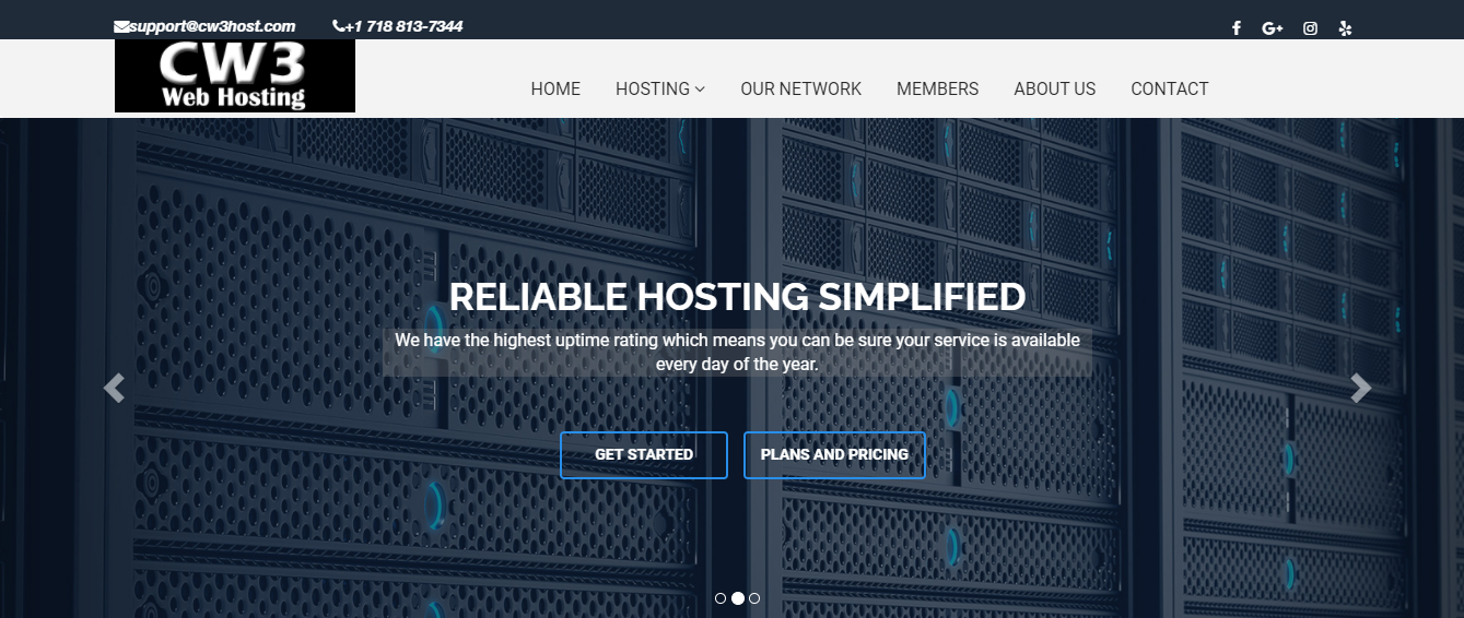 Best Web Hosting in New York City