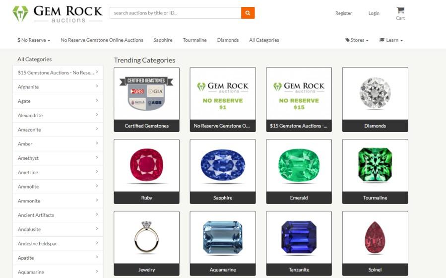 Gem Rock Auctions