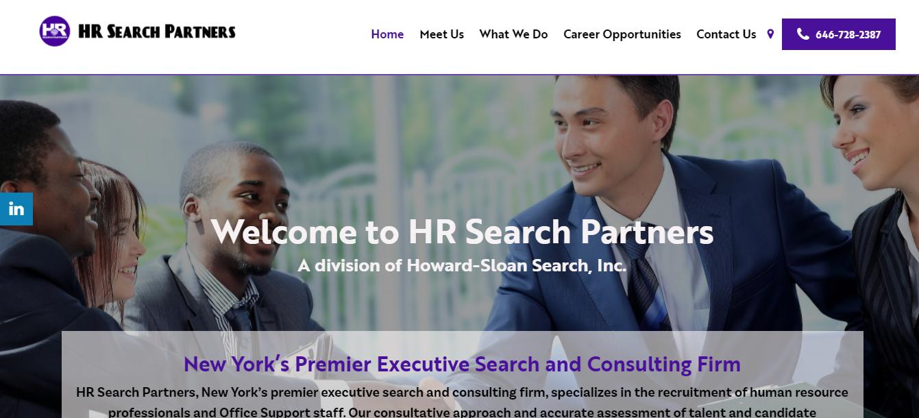 New York Best Human Resources Consultants