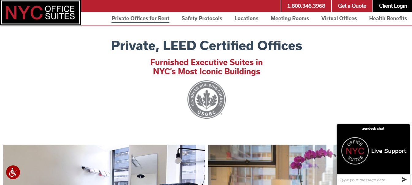 Best Office Rental Space in New York City