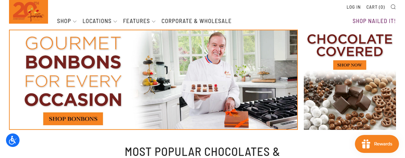 NYC best chocolates