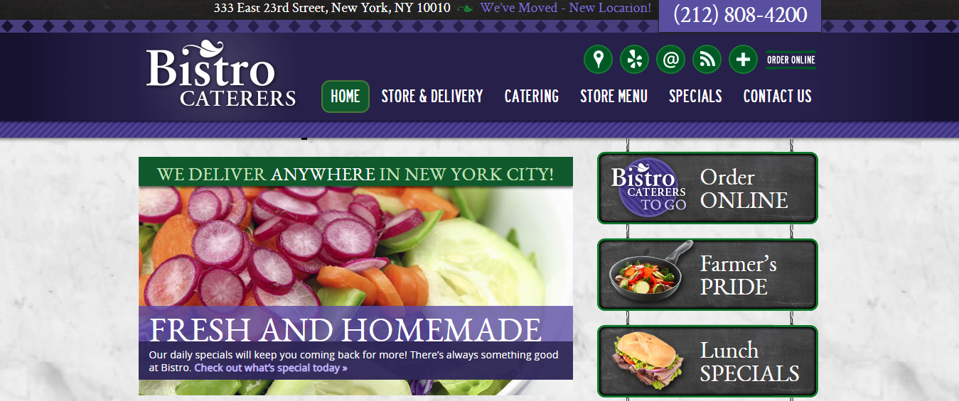 new york city caterers