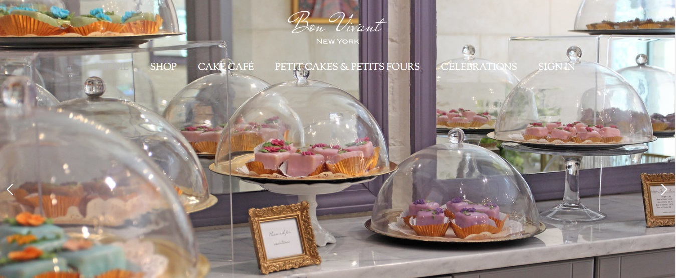 best luxury cakes in New York City