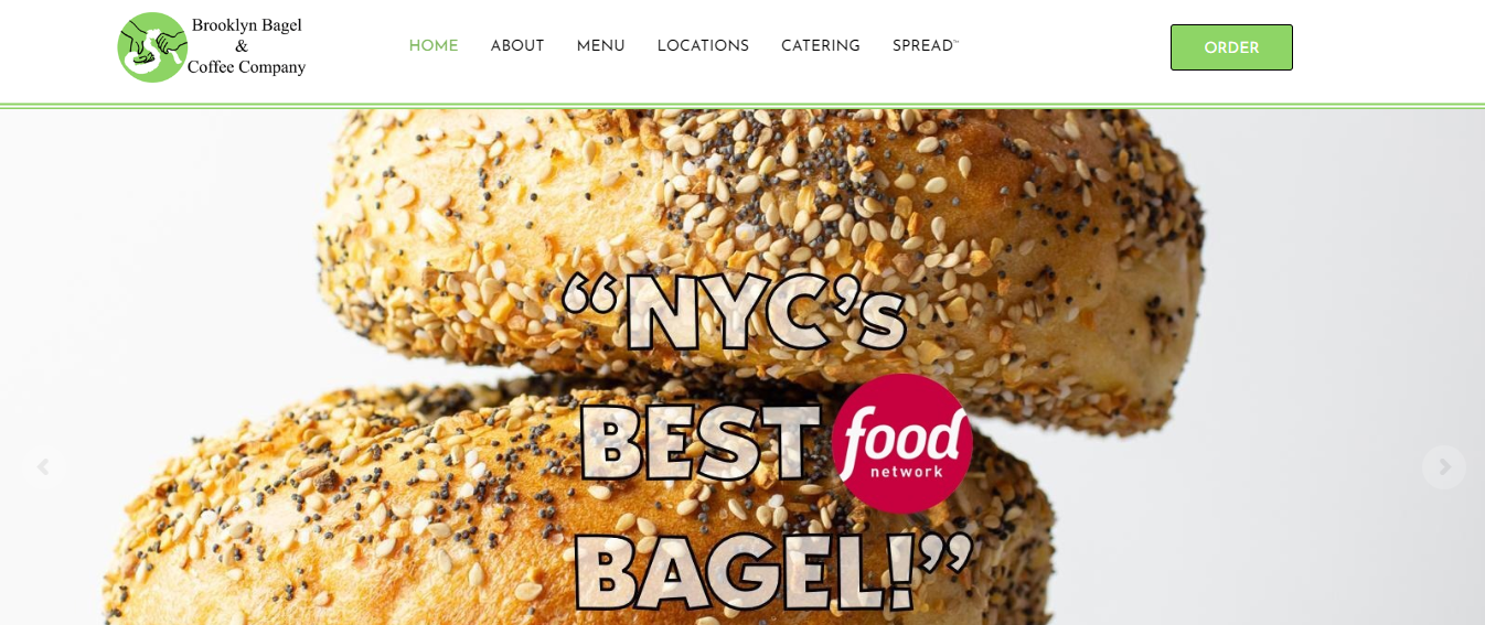 NYC best bagel shops