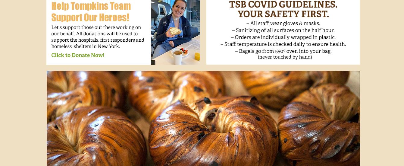 new york bagel shops