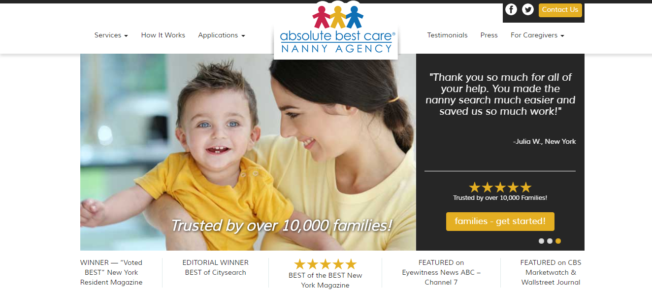 Best Child Care Services in New York City