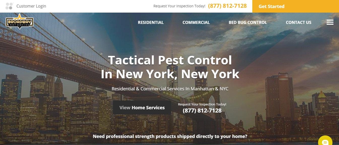 Best Exterminators in NYC