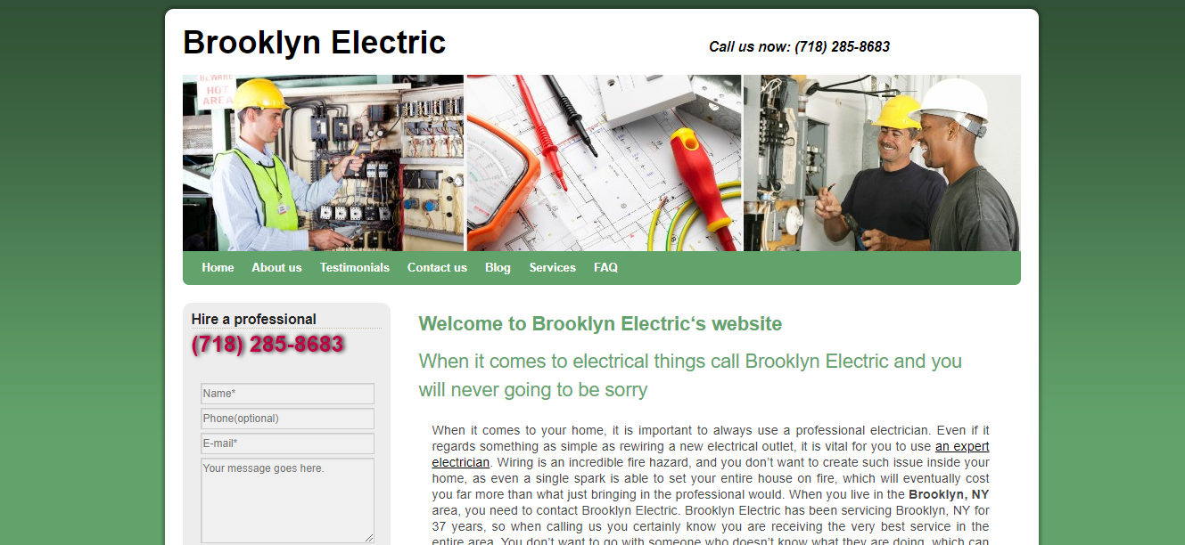 NYC Best Electricians