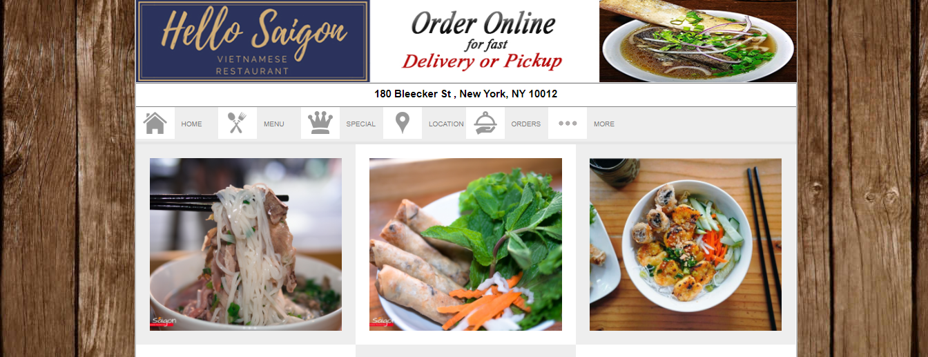 New York Best Vietnamese Restaurants