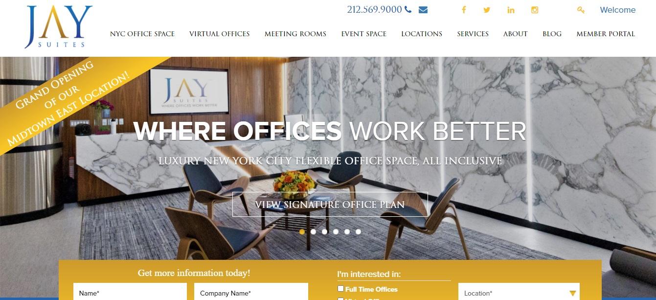 Best Office Rental Space in New York