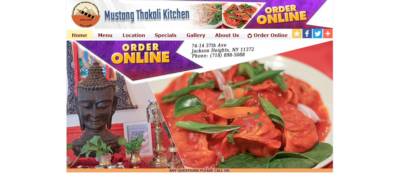 NYC Best Nepalese Restaurant