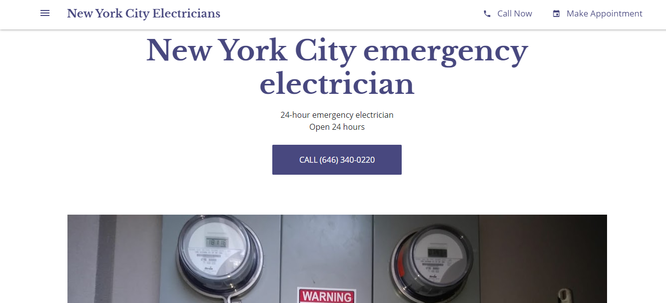 Best Electricians in New York