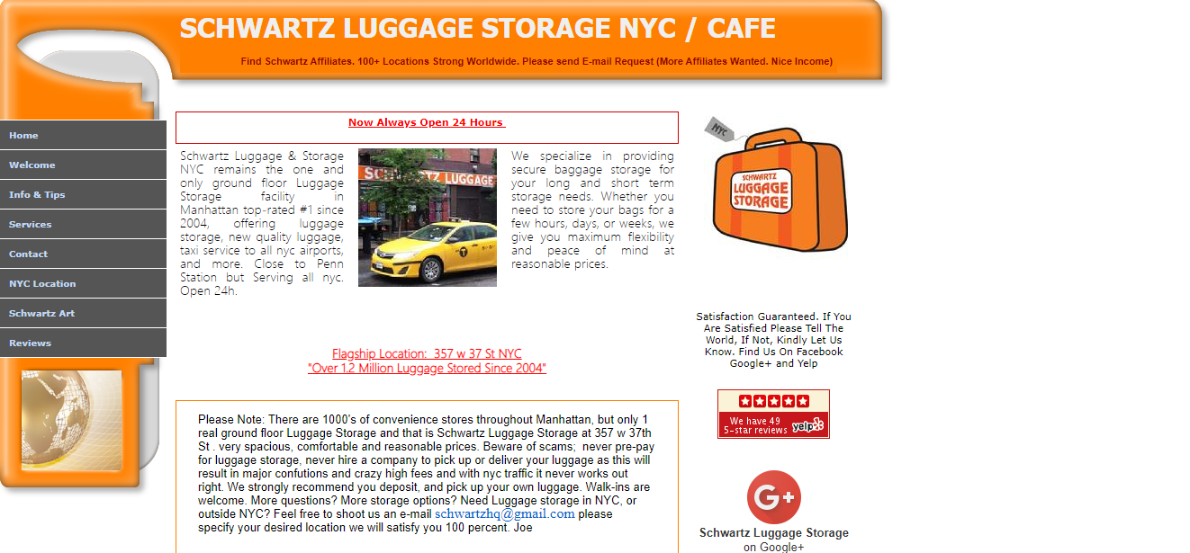 NYC Best Storage