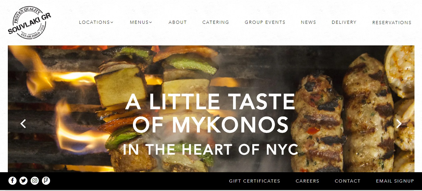 New York City Best Greek Food