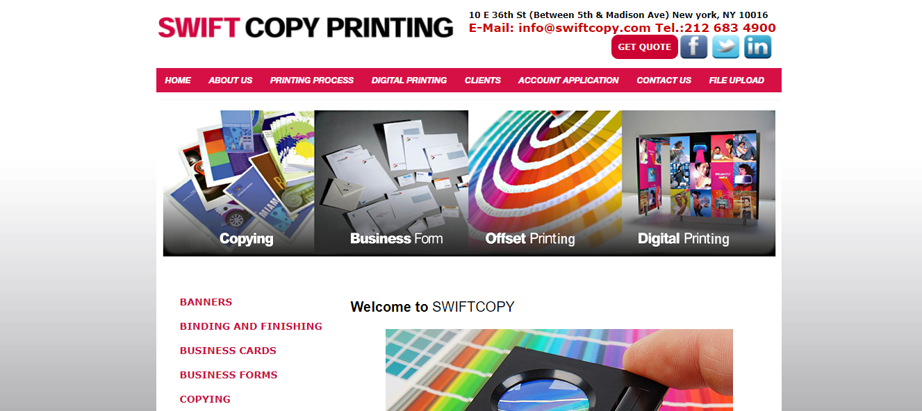 Best Printing Services in NYC