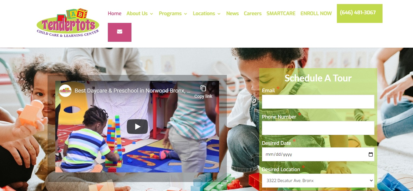New York Best Child Care Services