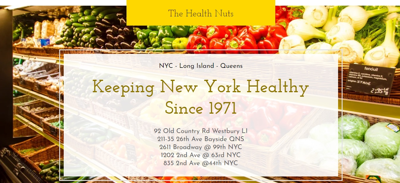 Best Health Food Stores in New York