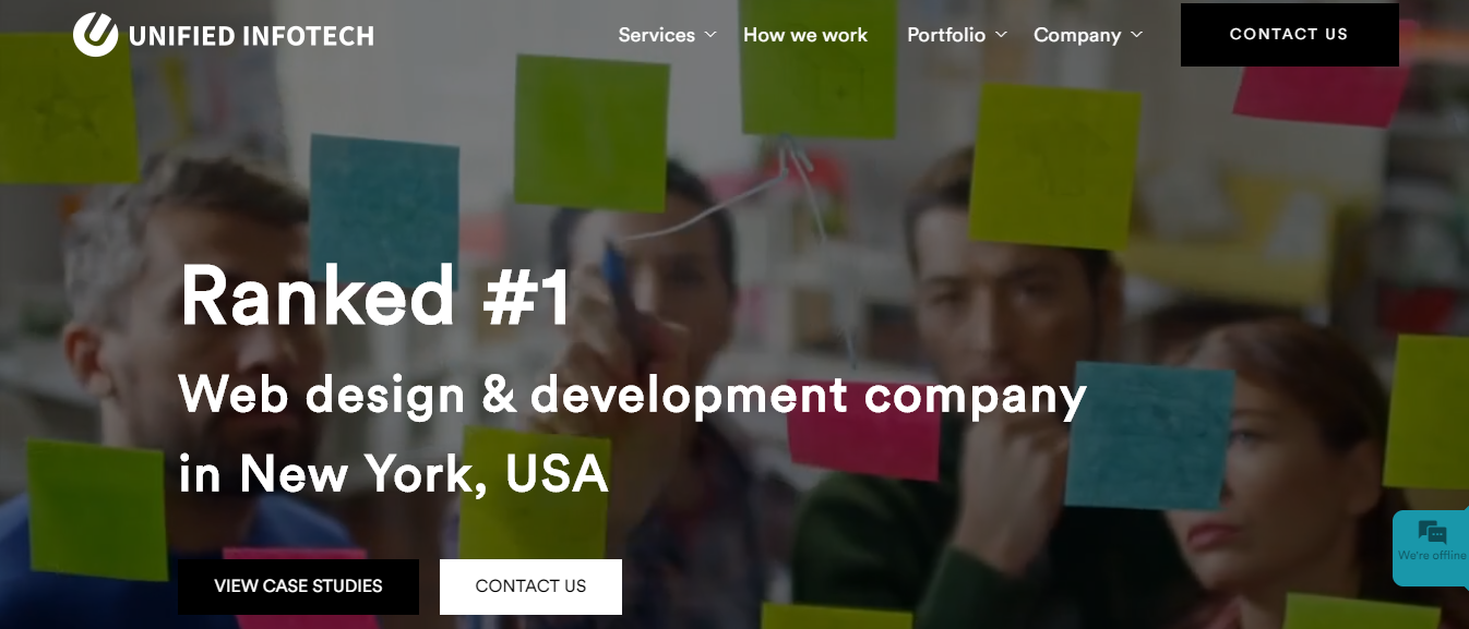 Best Web Developers in New York City
