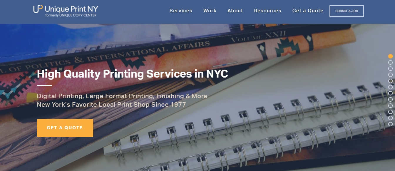 New York Best Printing Services