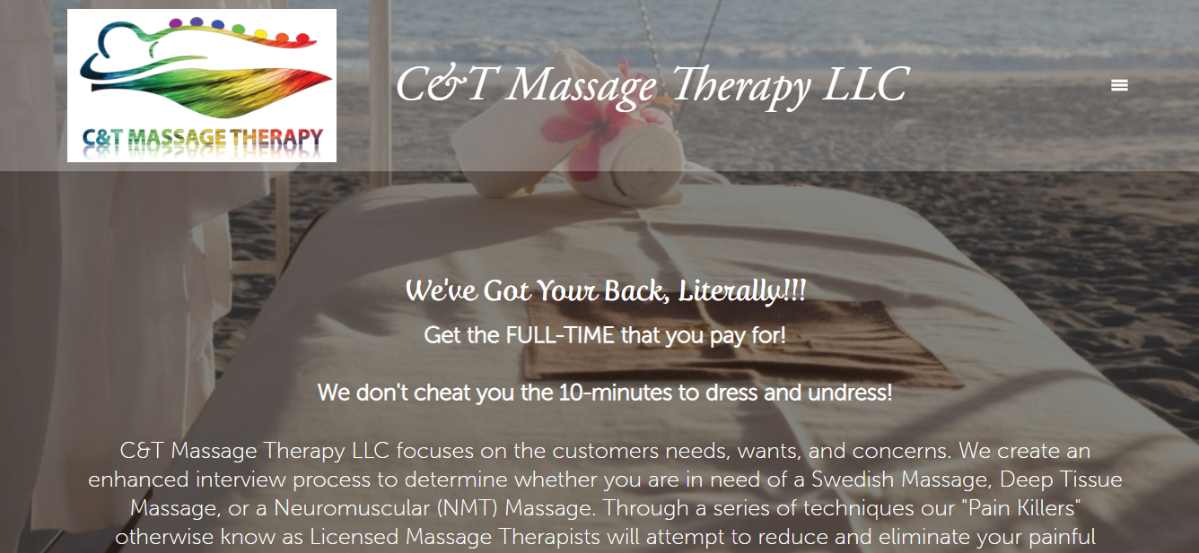 The Best Massage Therapy in Jacksonville