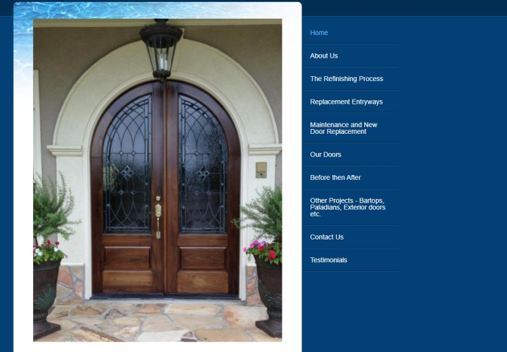 Excalibur Finishing - Door Refinishing Atlanta Georgia