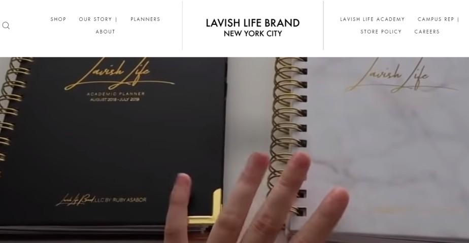 Lavish Life Brand
