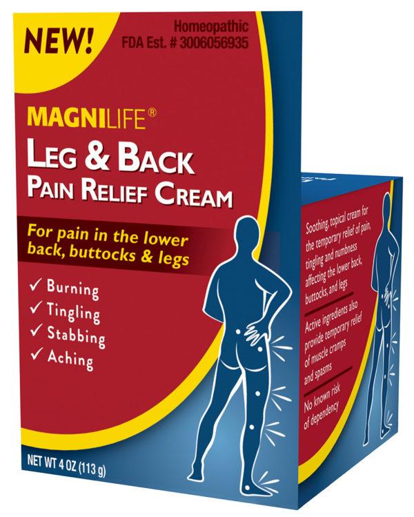 Magnilife Leg & Back Pain Relief Cream