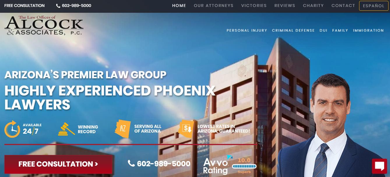 Phoenix Best Criminal Attorneys