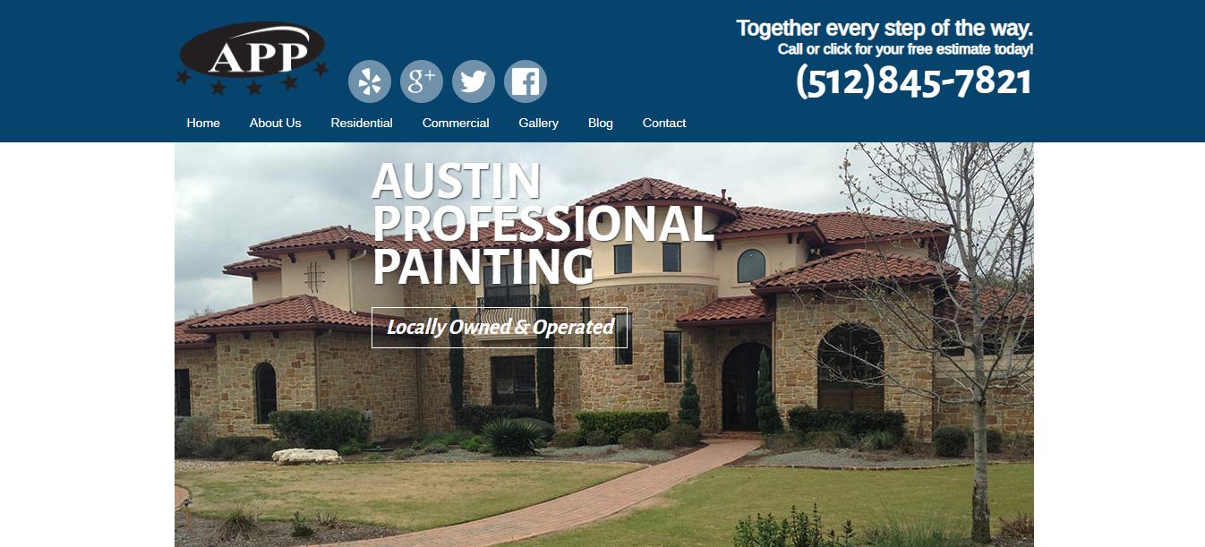 Austin Best Painters
