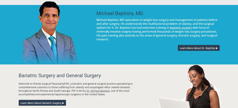 Jacksonville Best General Surgeons