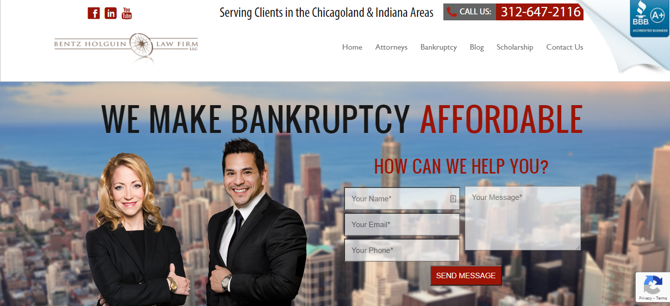 Bankruptcy Attorneys in Chicago