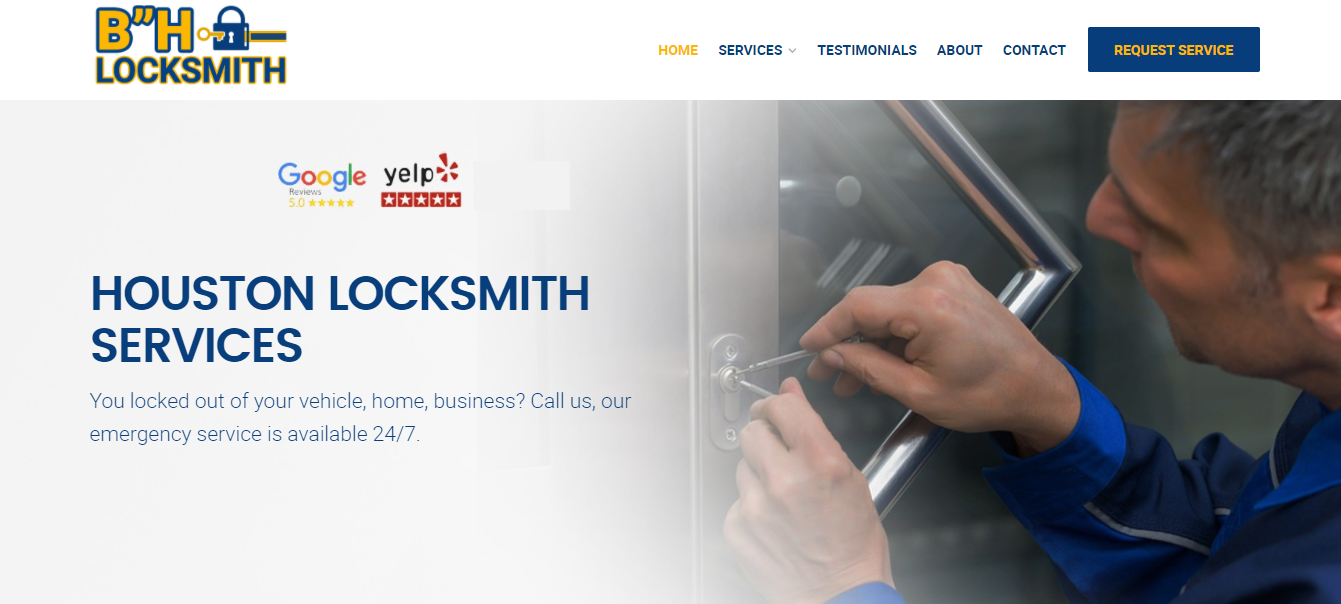 The Best Locksmiths in Houston