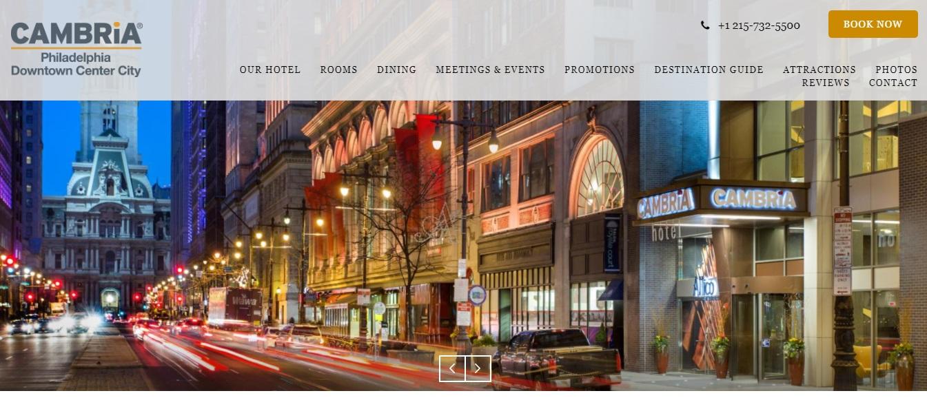 Philadelphia Best Hotels
