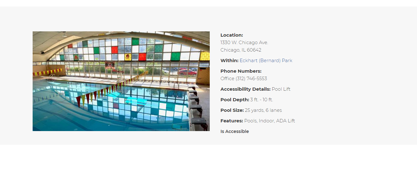 Best Public Pools in Chicago