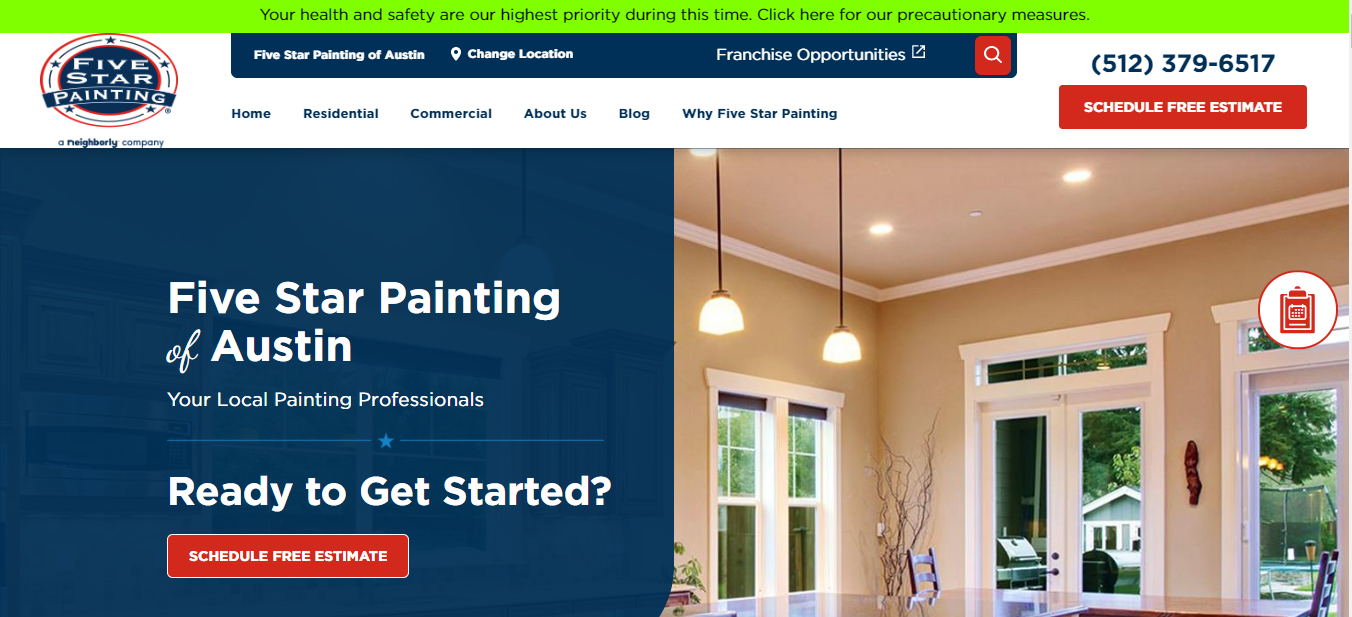 The Best Painters in Austin