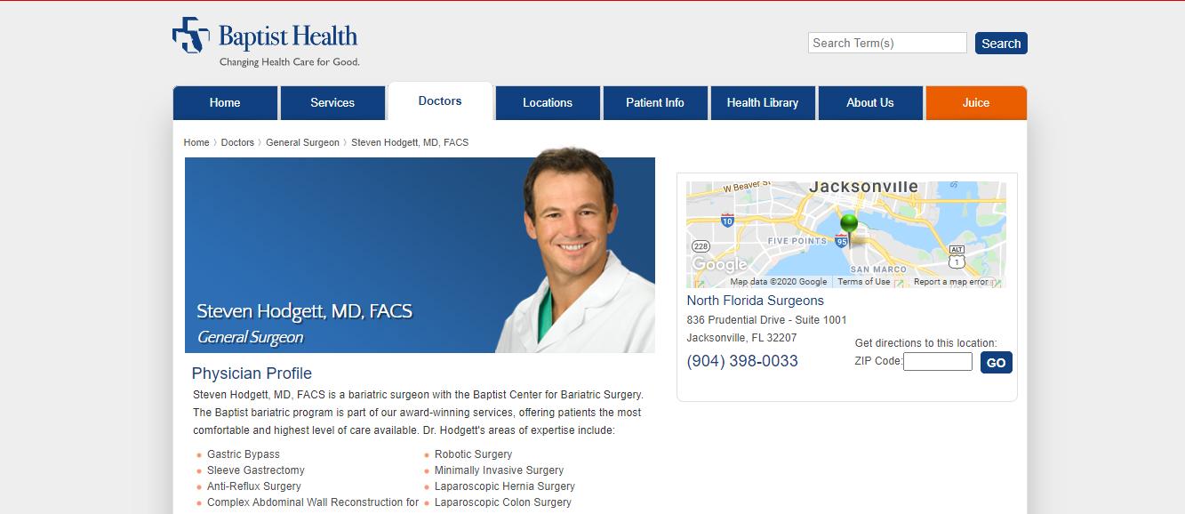 5 Best General Surgeons in Jacksonville